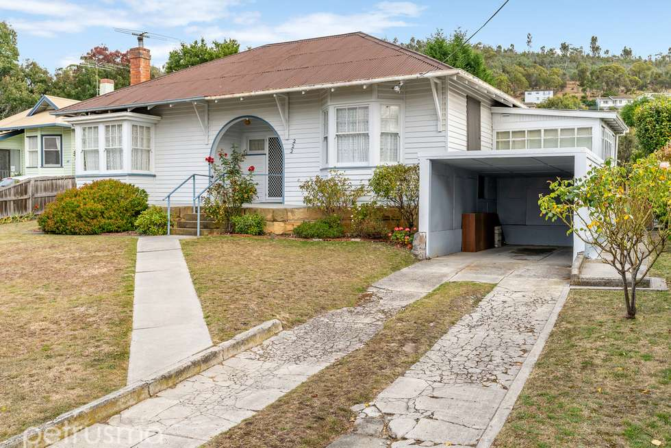 Second view of Homely house listing, 222 Derwent Avenue, Lindisfarne TAS 7015