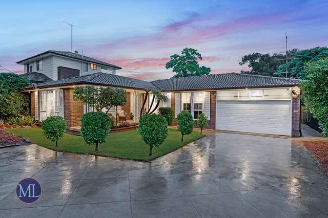 5 Jamieson Avenue, Baulkham Hills NSW 2153