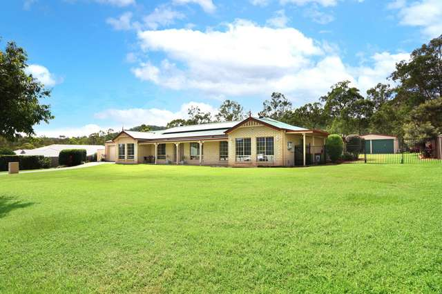 38 Mountain View Crest, Mount Nathan QLD 4211