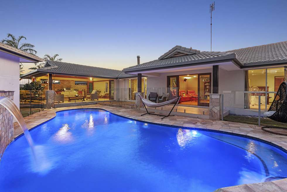 Second view of Homely house listing, 10 Comet Court, Burleigh Waters QLD 4220
