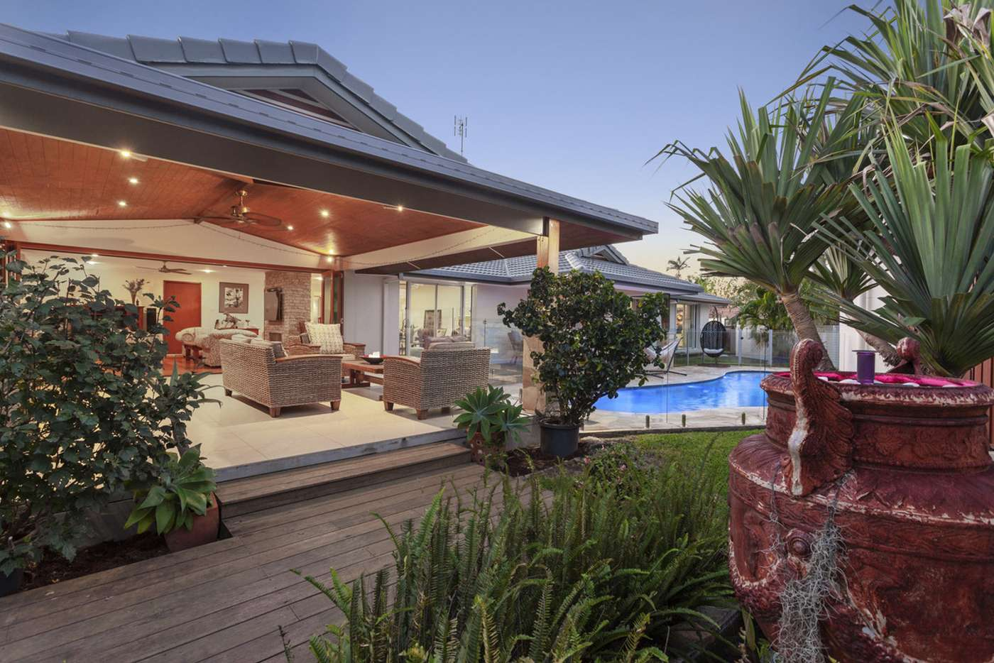 Fifth view of Homely house listing, 10 Comet Court, Burleigh Waters QLD 4220