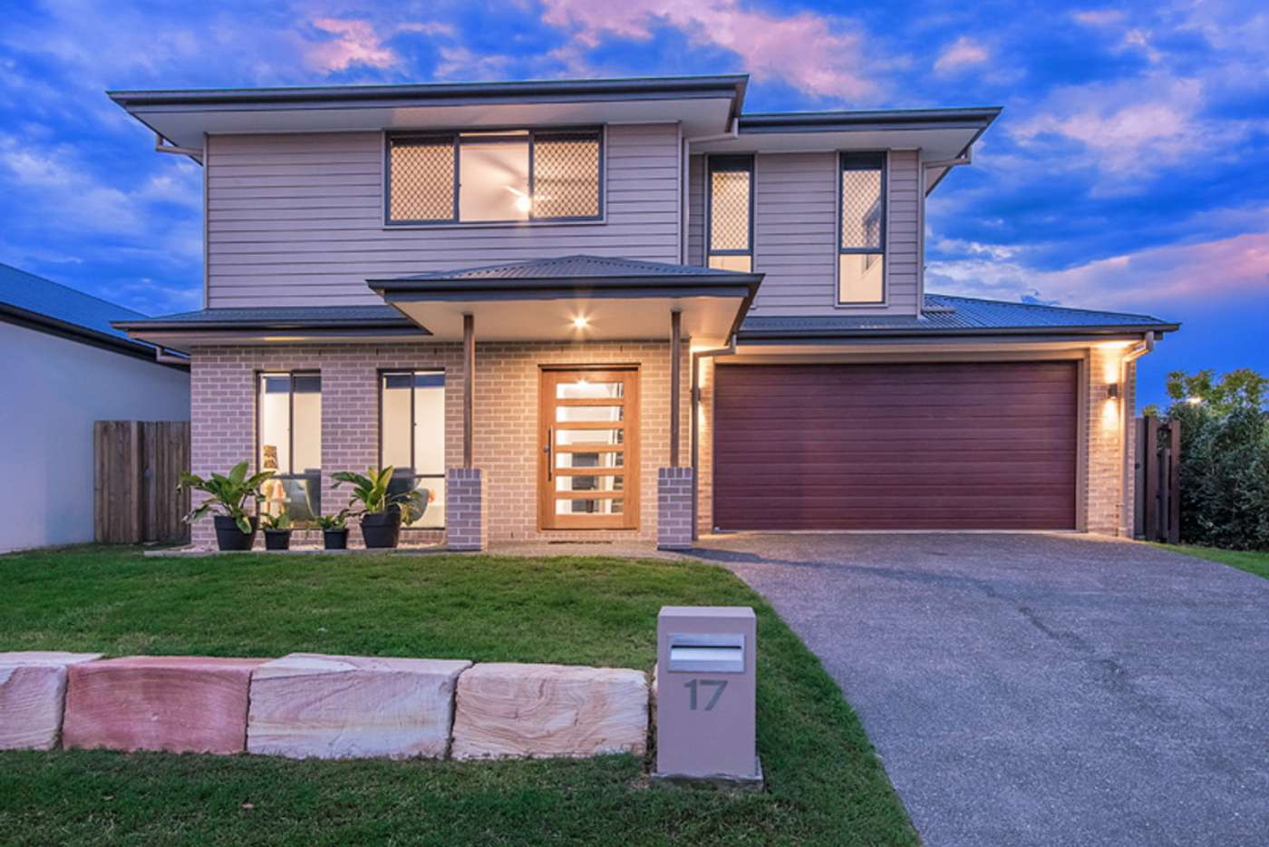 Main view of Homely house listing, 17 Abrahams Road, South Ripley QLD 4306