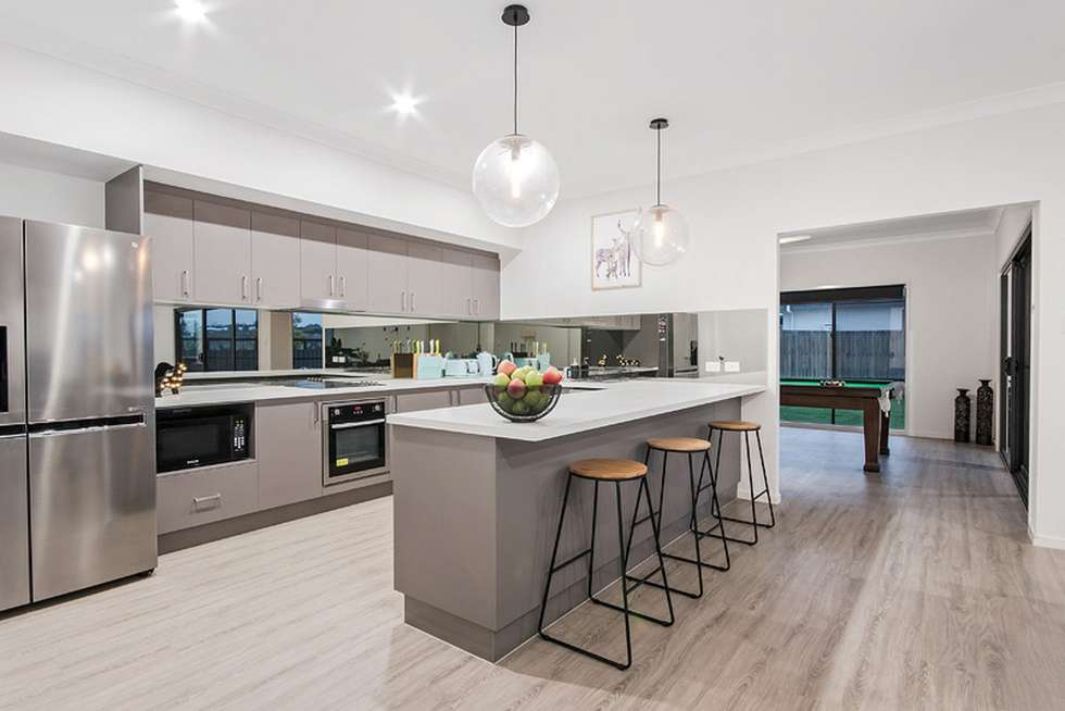 Second view of Homely house listing, 17 Abrahams Road, South Ripley QLD 4306