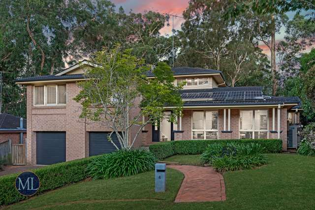 4 Dinmore Place, Castle Hill NSW 2154
