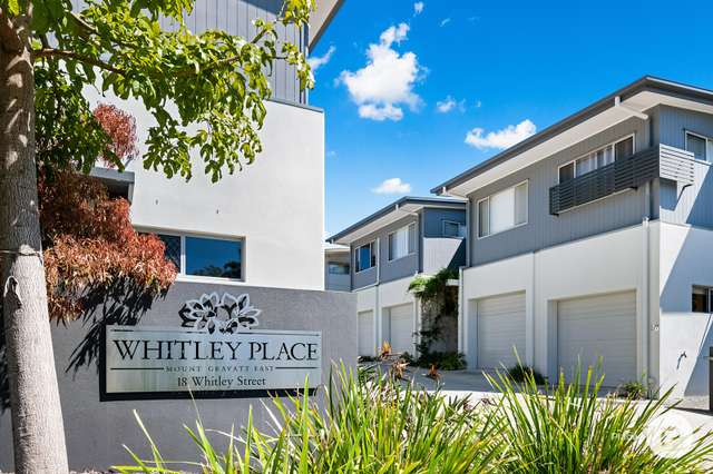 62/18 Whitley Street, Mount Gravatt East QLD 4122