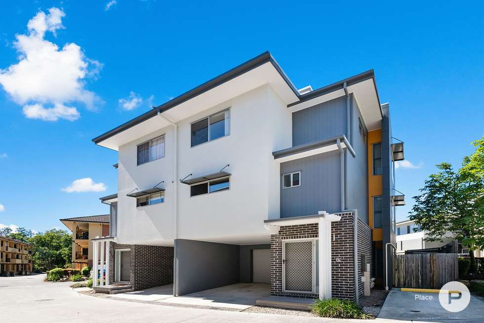 Second view of Homely townhouse listing, 62/18 Whitley Street, Mount Gravatt East QLD 4122