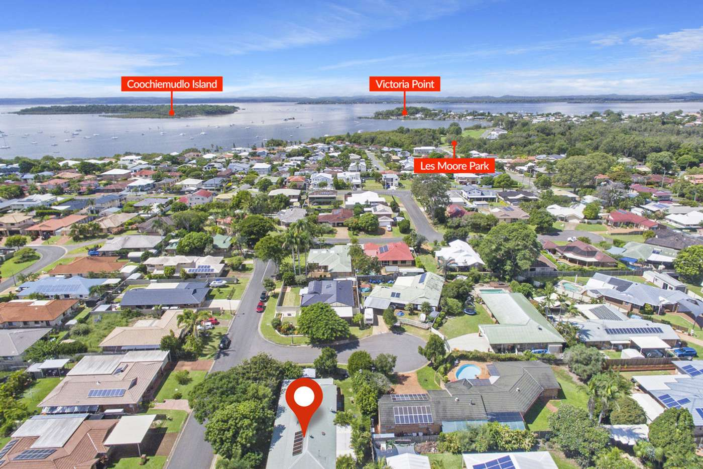 Main view of Homely house listing, 18 Trafalgar Drive, Victoria Point QLD 4165
