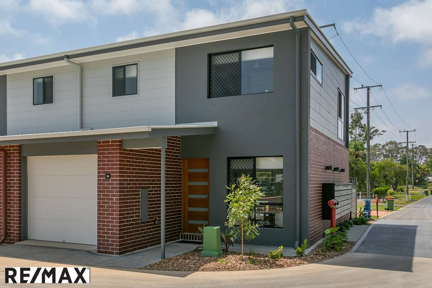Main view of Homely townhouse listing, 86/11 Rachow Street, Thornlands QLD 4164