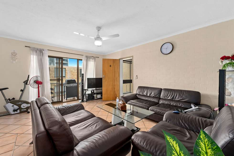 Second view of Homely apartment listing, 8/13 Stanhill Drive, Chevron Island QLD 4217
