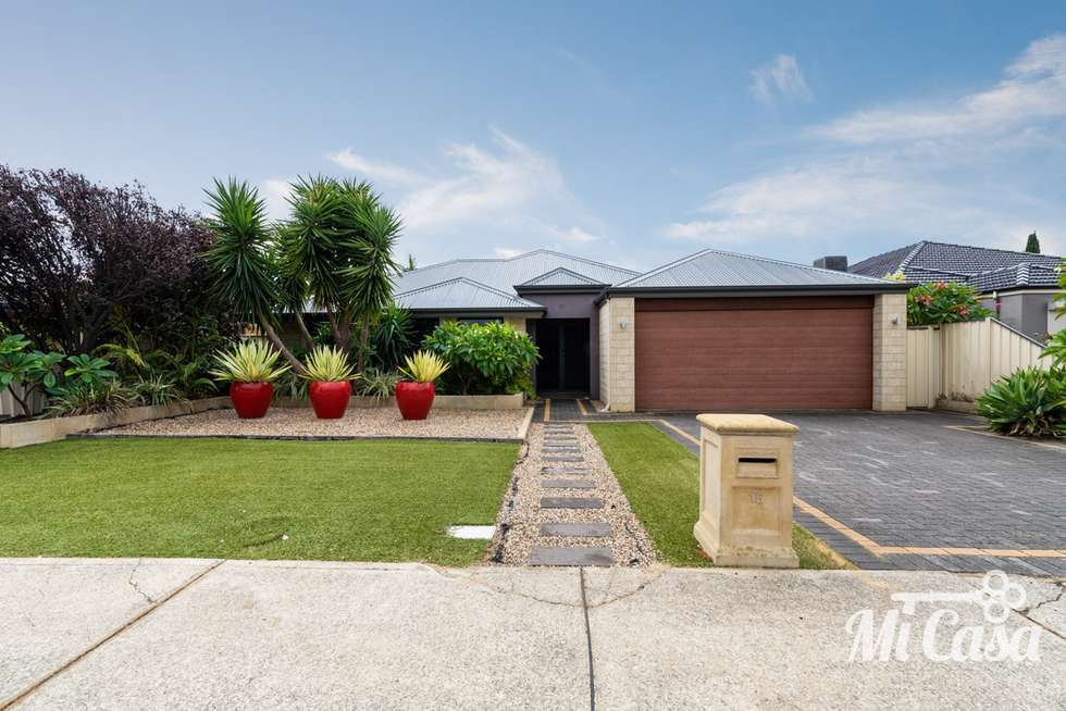 Second view of Homely house listing, 15 Brittain Road, Wattle Grove WA 6107