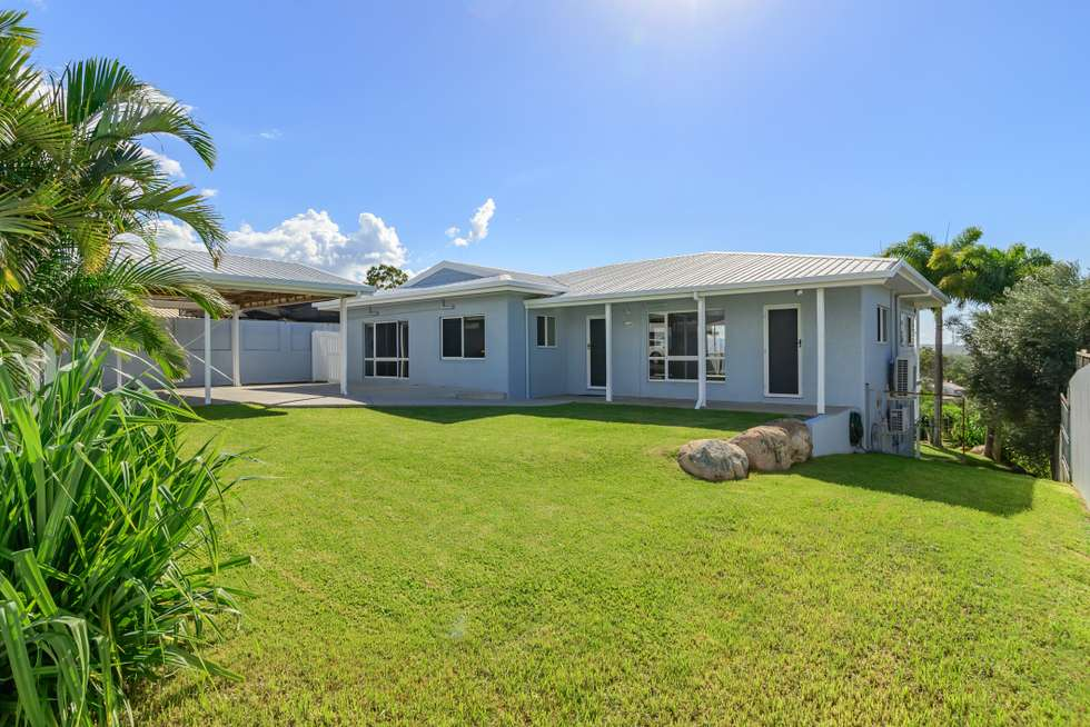 Second view of Homely house listing, 22 Magnolia Avenue, Kin Kora QLD 4680