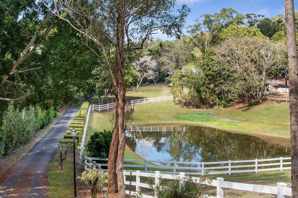 Second view of Homely acreageSemiRural listing, 348 Gold Creek Road, Brookfield QLD 4069