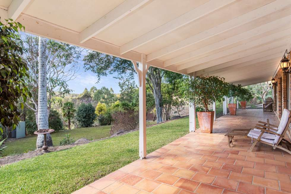 Third view of Homely acreageSemiRural listing, 348 Gold Creek Road, Brookfield QLD 4069
