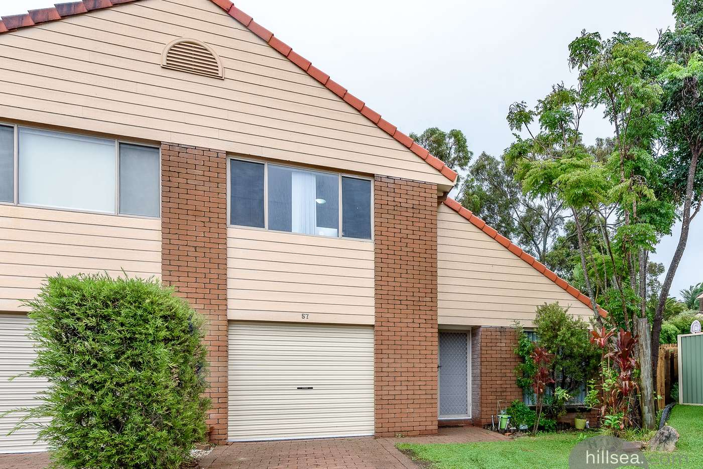 Main view of Homely townhouse listing, 57/601 Pine Ridge Road, Biggera Waters QLD 4216