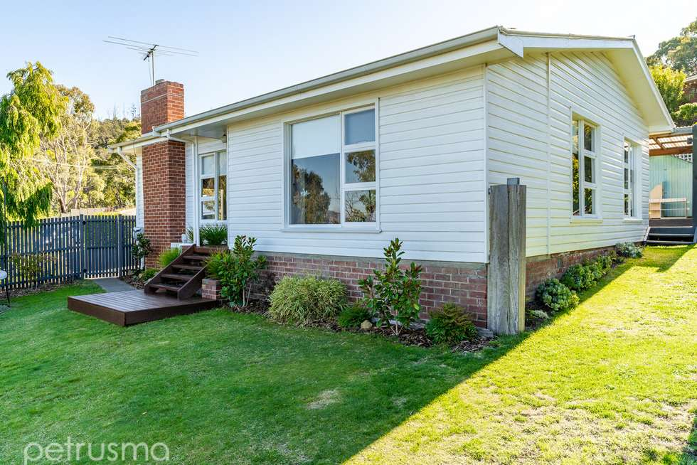 Second view of Homely house listing, 40 Gordons Hill Road, Lindisfarne TAS 7015