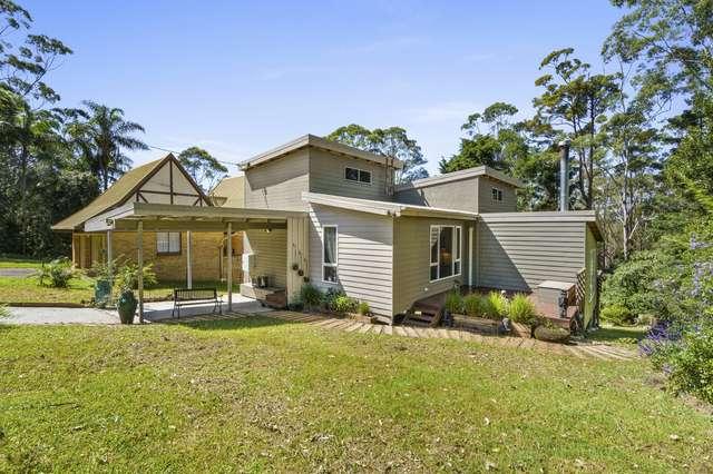 37 Lyrebird Ridge Road, Springbrook QLD 4213