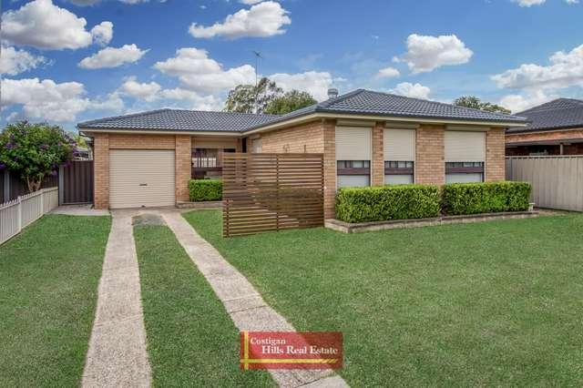 4 Cowper Circle, Quakers Hill NSW 2763
