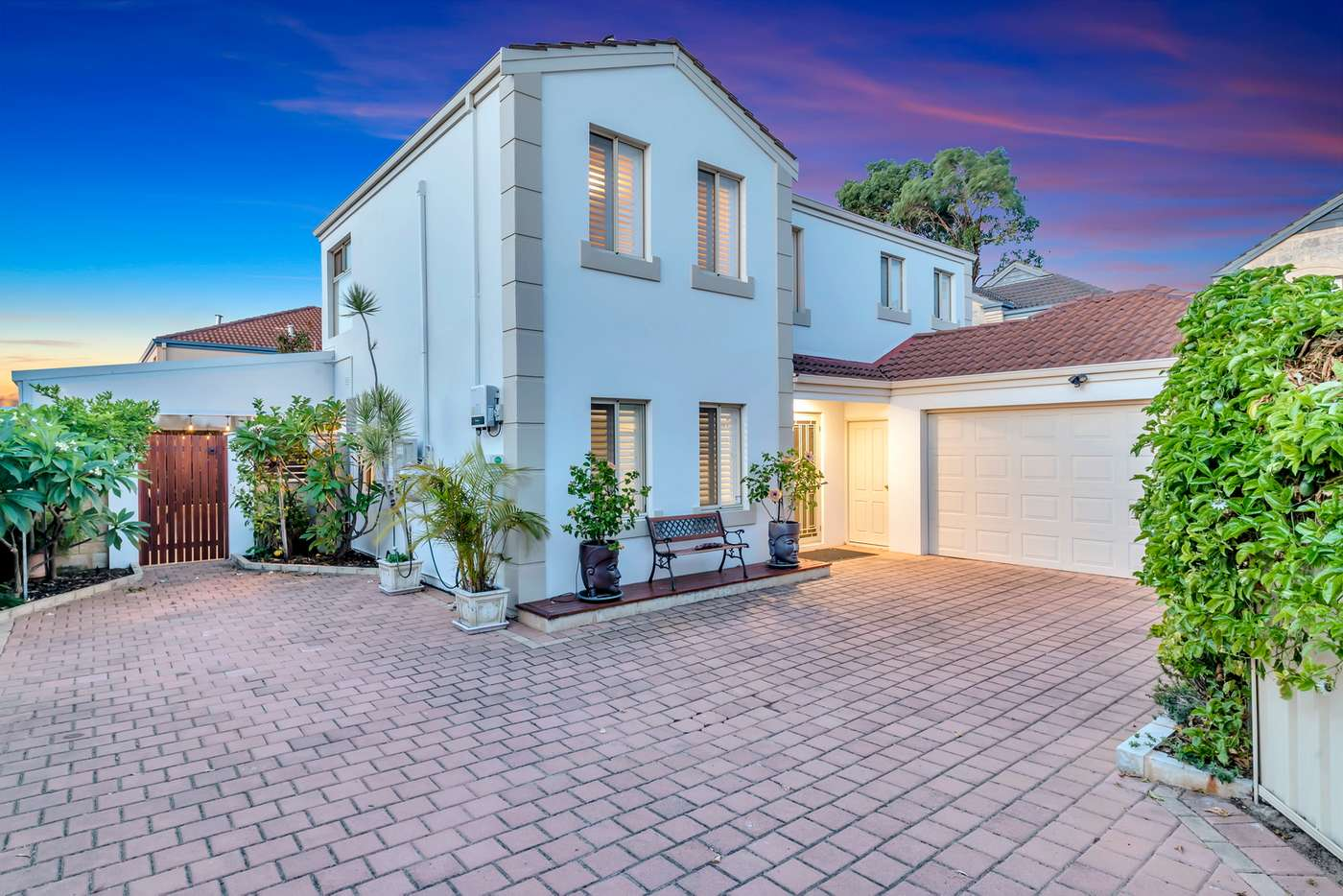 Main view of Homely townhouse listing, 2/16 Harrison Street, Rockingham WA 6168