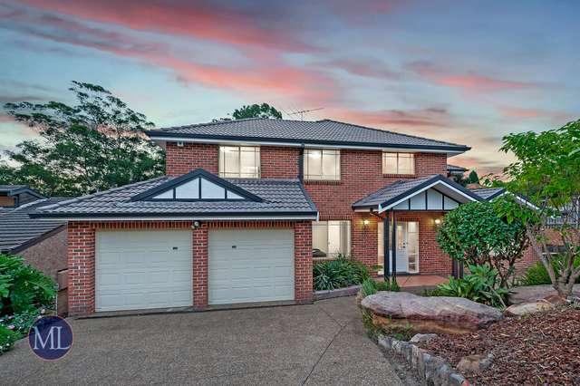 1 Garden Court, West Pennant Hills NSW 2125