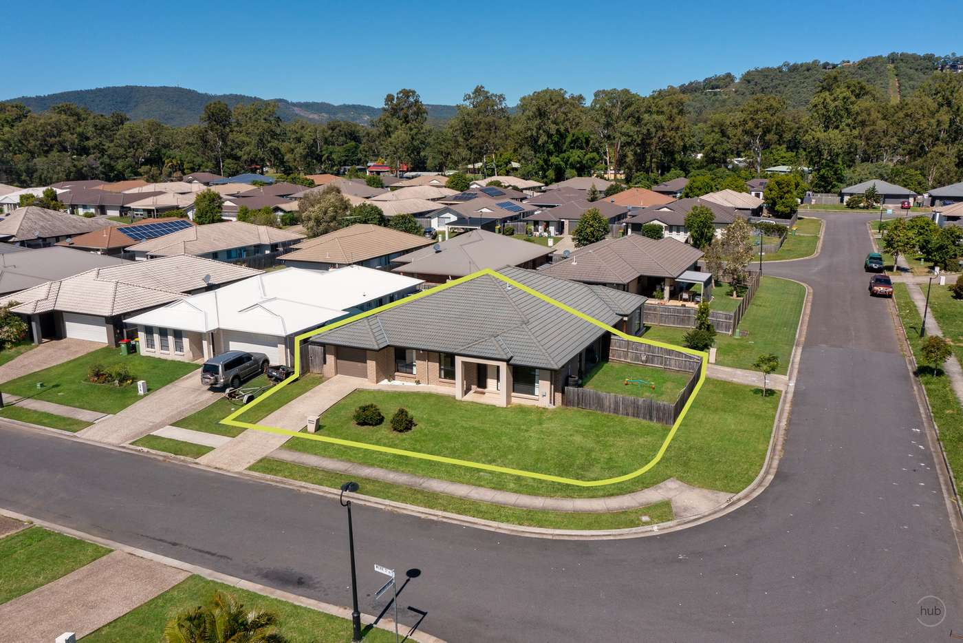 Main view of Homely semiDetached listing, 2/1 Wilkie Street, Bannockburn QLD 4207