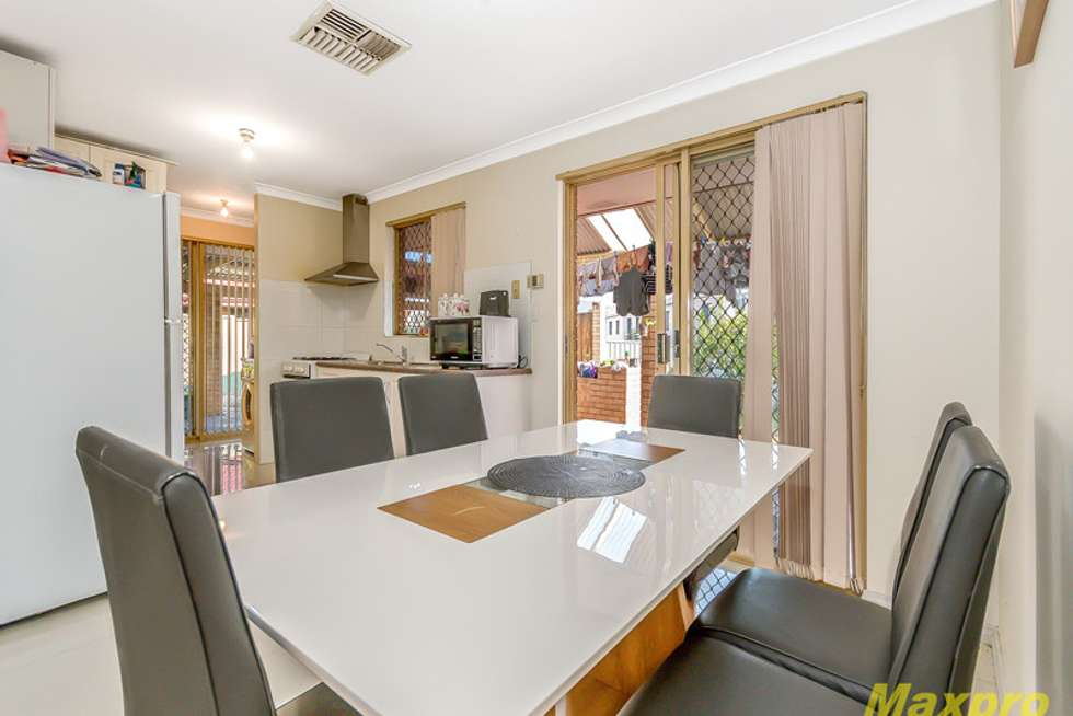 Second view of Homely house listing, 11 Finch Close, Langford WA 6147
