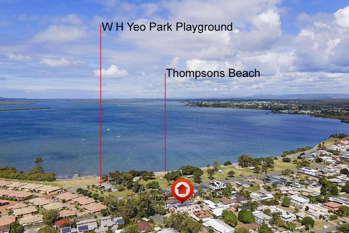 Main view of Homely house listing, 18A Thompson Street, Victoria Point QLD 4165