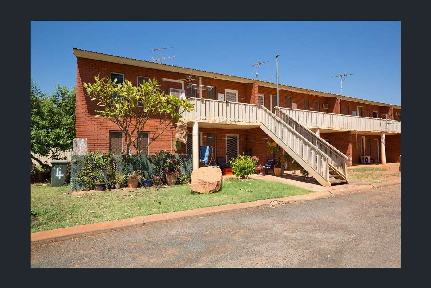 Main view of Homely apartment listing, 4/2 Limpet Crescent, South Hedland WA 6722