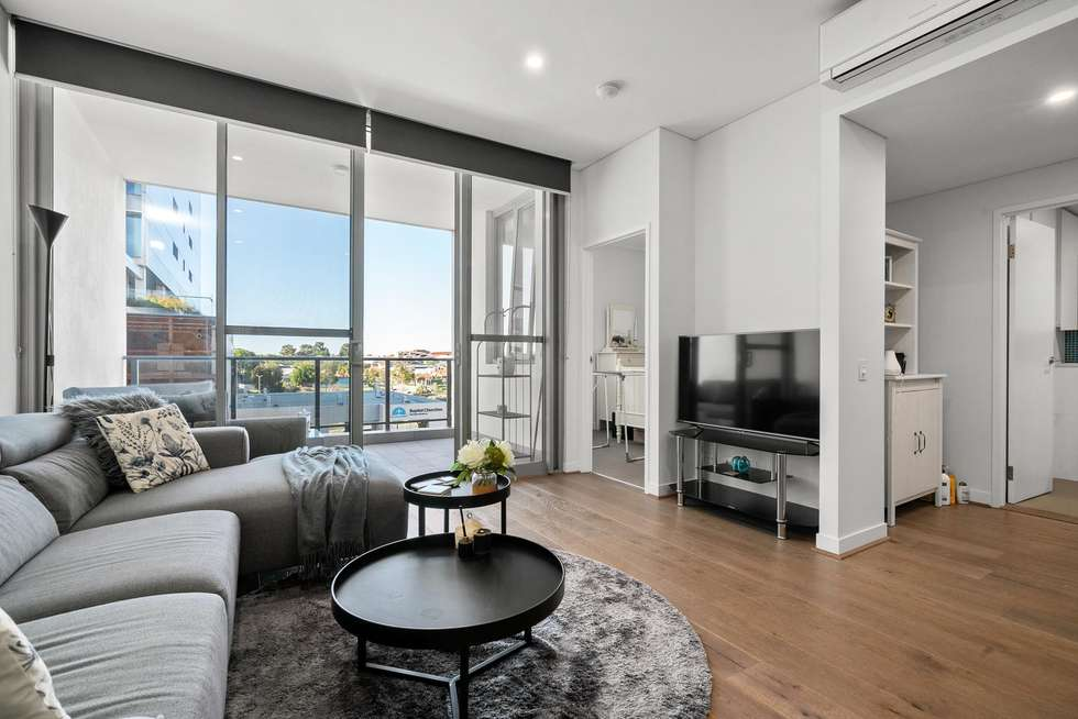 Second view of Homely apartment listing, 47/20 Rowe Avenue, Rivervale WA 6103