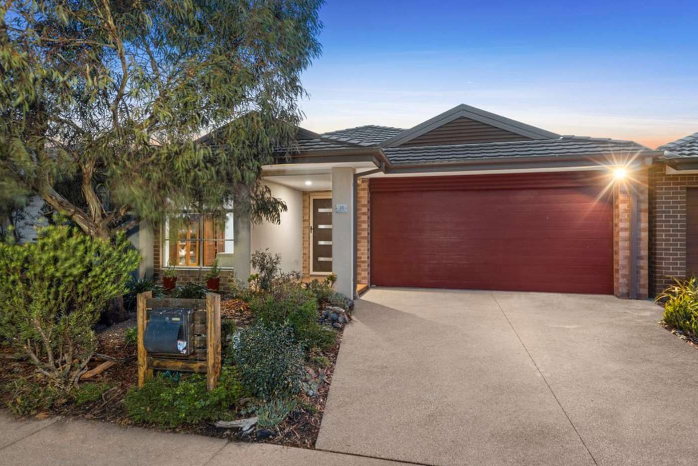 Main view of Homely house listing, 16 Drift Lane, Armstrong Creek VIC 3217