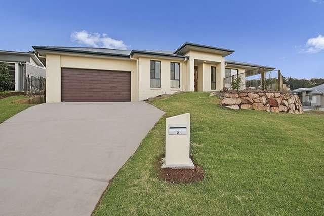 2 Sherwood Street, Mount Lofty QLD 4350