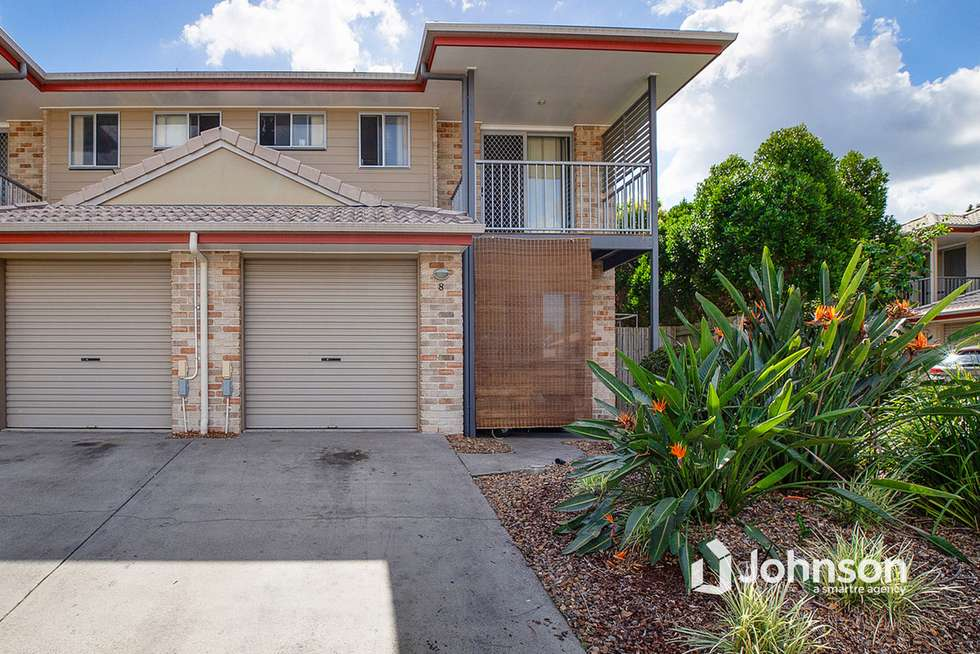 Second view of Homely townhouse listing, 8/17 Fleet Street, Browns Plains QLD 4118