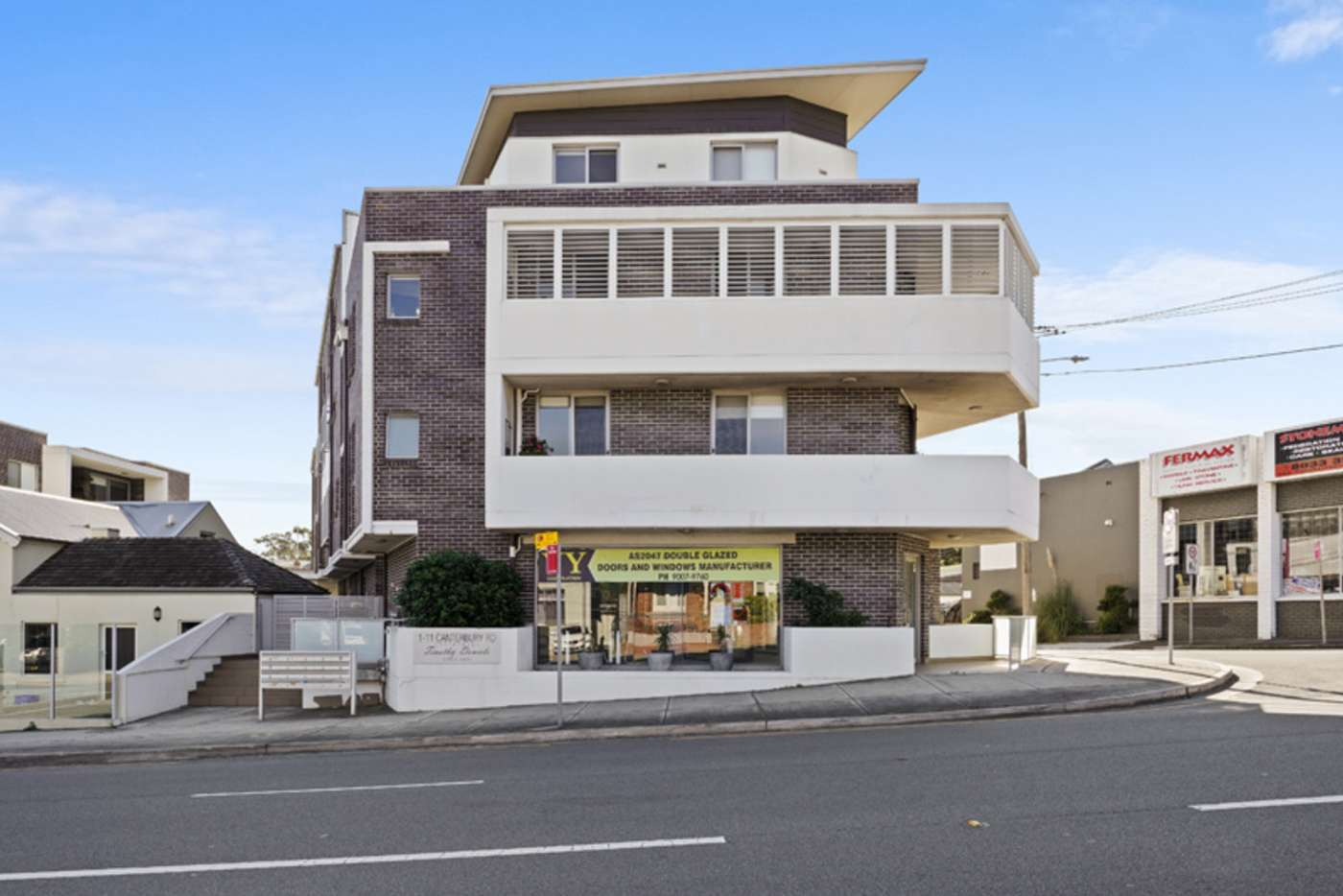 Main view of Homely apartment listing, 14/1-11 Canterbury Road, Canterbury NSW 2193