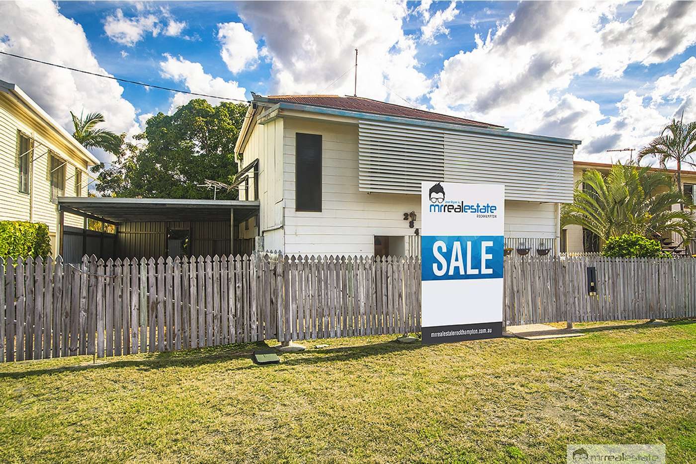 Main view of Homely house listing, 284 Murray Street, Allenstown QLD 4700
