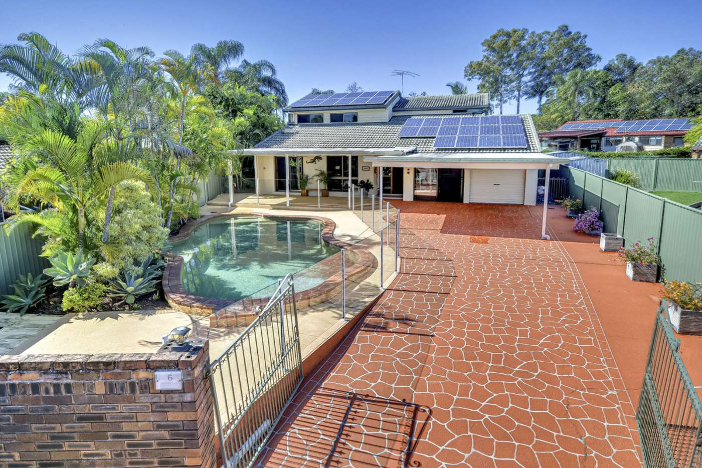 Main view of Homely house listing, 6 Boolka Close, Riverhills QLD 4074