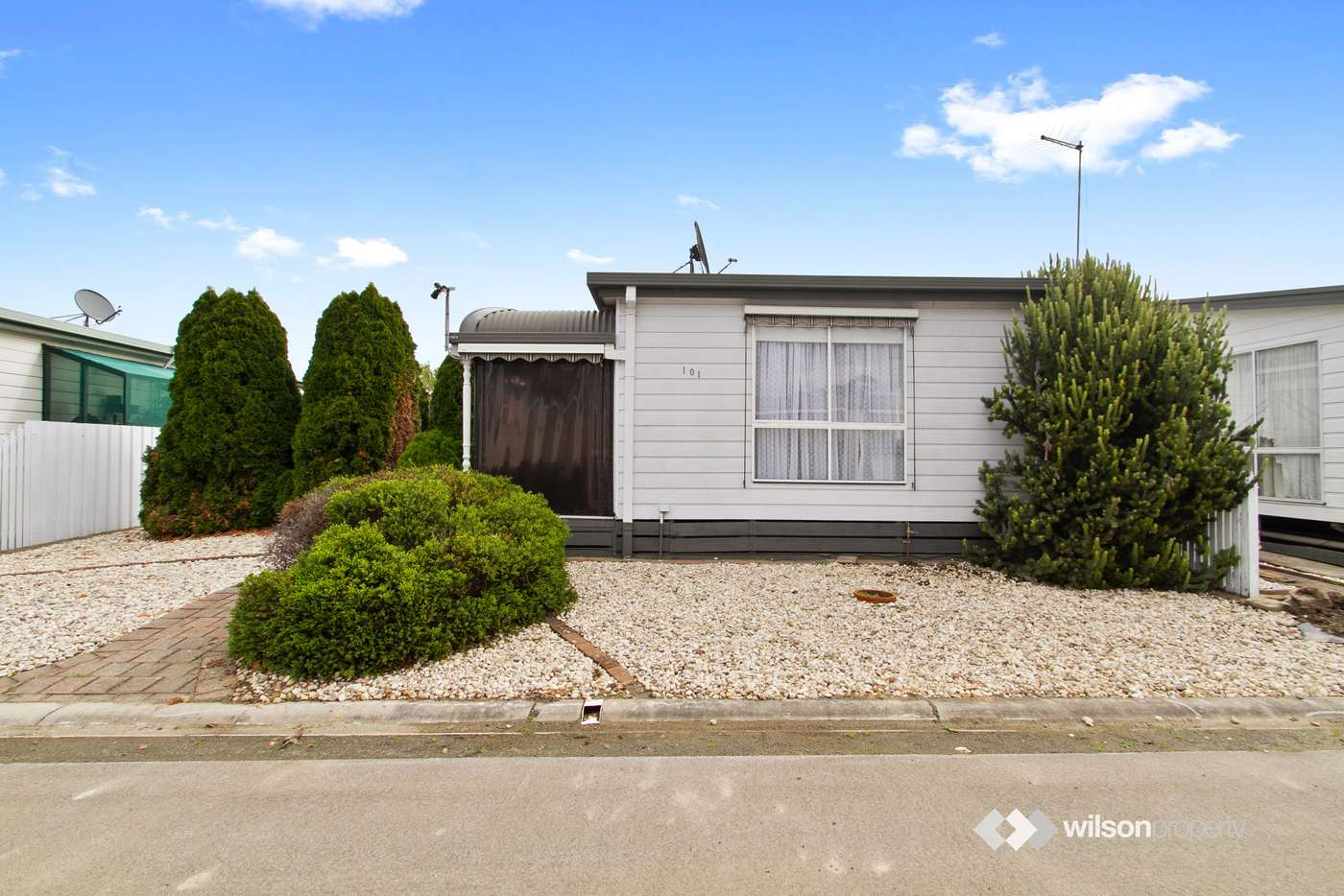 Main view of Homely house listing, 101/26-28 Park Lane (Northumberland Street), Traralgon VIC 3844