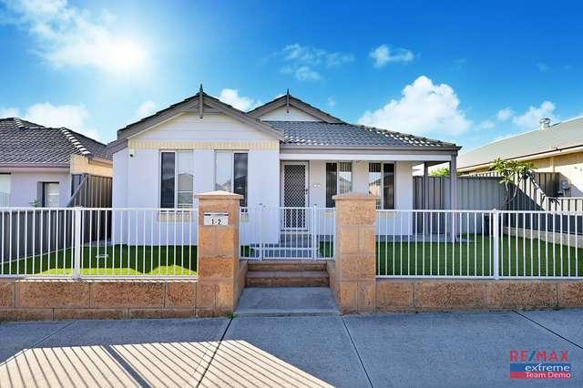 12 Sessilis Road, Banksia Grove WA 6031