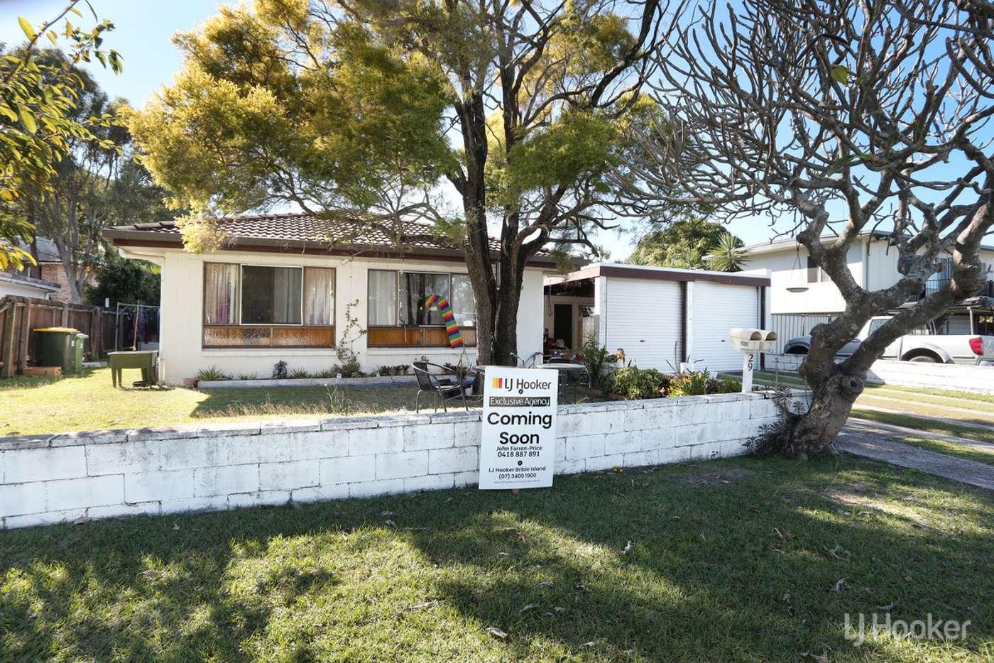 Main view of Homely semiDetached listing, 1 & 2/29 Gidya Avenue, Bongaree QLD 4507