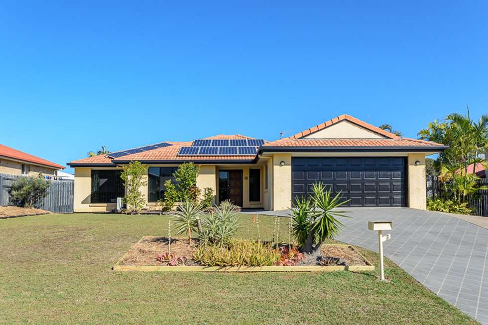 Second view of Homely house listing, 3 Reinaerhoff Crescent, Glen Eden QLD 4680