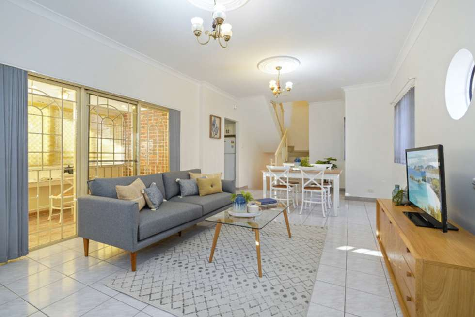 Second view of Homely townhouse listing, 1/8 Marlowe Street, Campsie NSW 2194