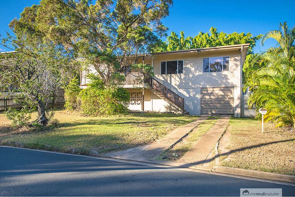 Second view of Homely house listing, 314 Mills Avenue, Frenchville QLD 4701