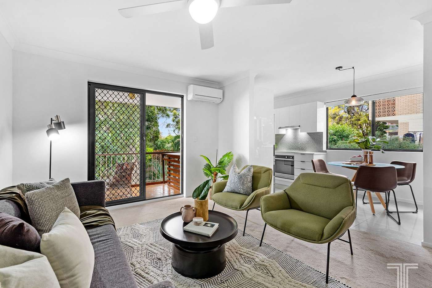 Main view of Homely unit listing, 5/11 Newton Street, Coorparoo QLD 4151