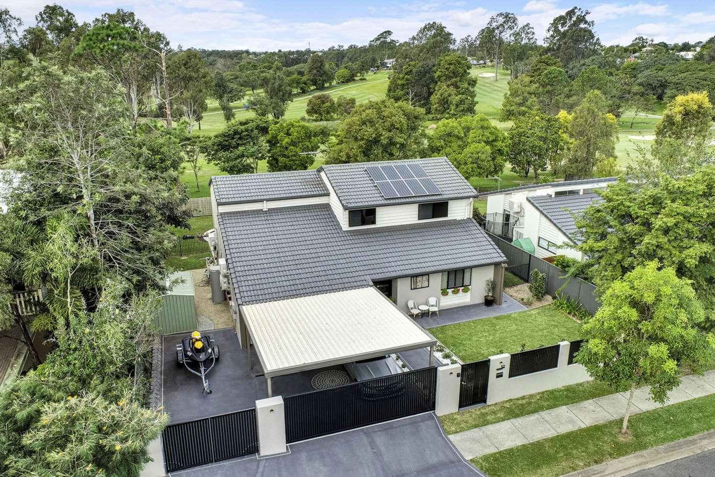 Main view of Homely house listing, 52 Tekapo Street, Westlake QLD 4074