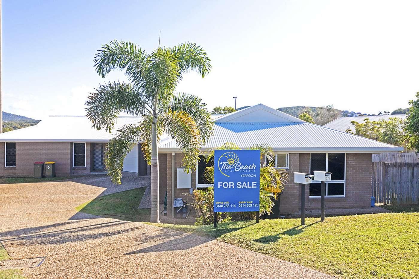 Main view of Homely semiDetached listing, 1 & 2/7 Johnathon Street, Yeppoon QLD 4703