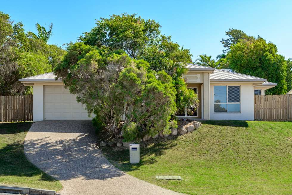 Second view of Homely house listing, 42 Emmadale Drive, New Auckland QLD 4680