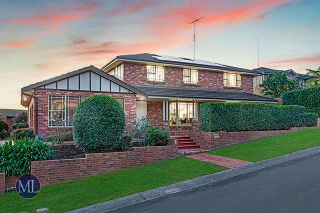 1 Highgate Place, Cherrybrook NSW 2126