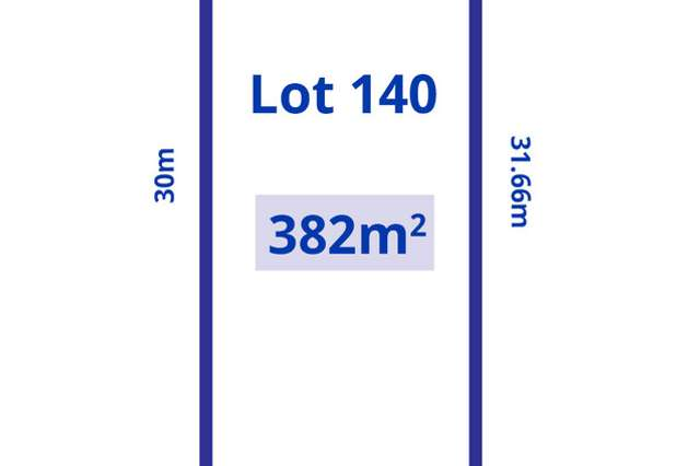 LOT 140 Contact Agent, Rochedale QLD 4123