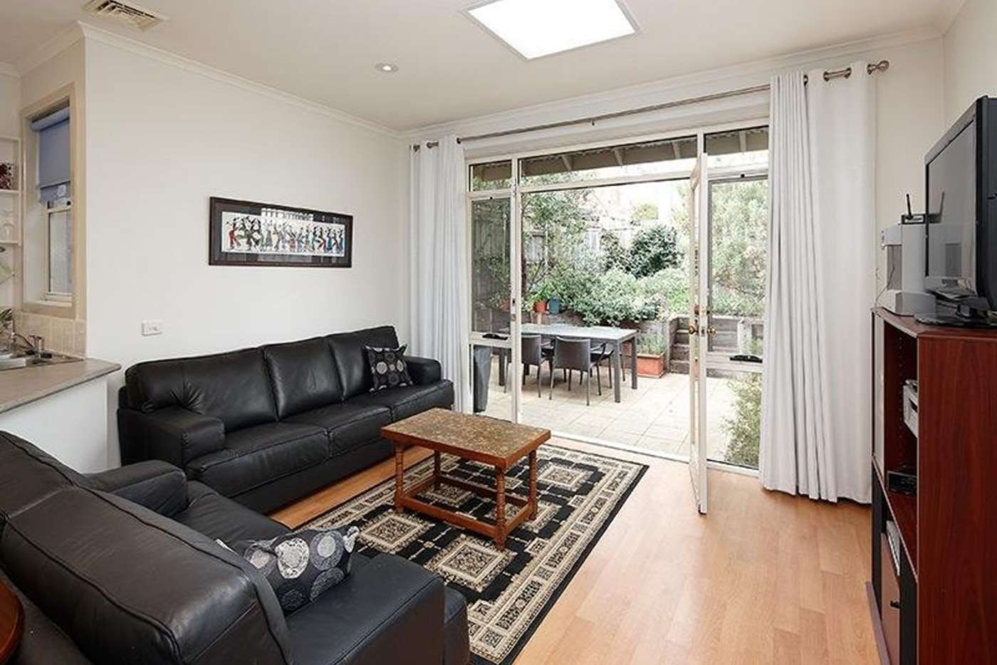 Main view of Homely townhouse listing, 97 Westbourne Road, Kensington VIC 3031