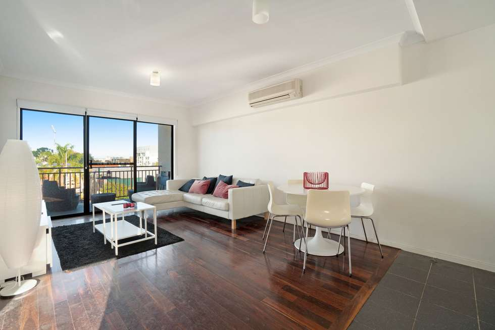 Third view of Homely apartment listing, 125/250 Beaufort Street, Perth WA 6000