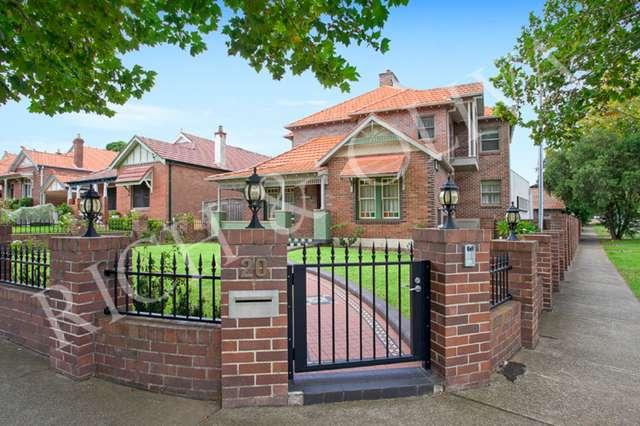 20 Culdees Road, Burwood Heights NSW 2136