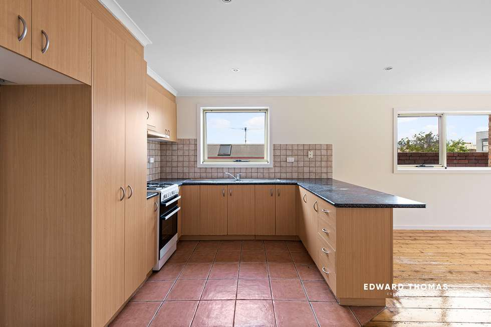 Second view of Homely apartment listing, 516A Macaulay Road, Kensington VIC 3031